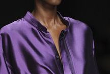 Purple / How to wear Purple, handbags, accessories, statement pieces, and beauty.