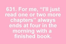 Because I love reading / by Caroline Perry