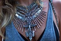Jewelry / An extension of my Wardrobe board, but dedicated to various body jewelry.  / by Emily Reese