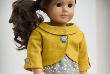 American Girl Doll clothes / by Kathy Wilson
