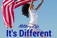 Military Life / This board contains great tips, inspiration and important information for the #militaryspouse community to help navigate the challenges of military life. If you'd like to pin along with us email JudyDavis [at] TheDirectionDiva [dot]com  #milspouse #milso