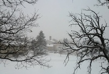 Neve in Toscana - Snow in Tuscany