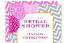 Wedding & Shower Invitations / Planning your wedding can be such an exciting and overwhelming time for everyone involved. InvitationBox.com is with you every step of the way with our wedding collection of invitations and stationery to prepare you for your wedding from your engagement day, to the days leading up to your wedding and even after the big day! Shop our wedding collection: http://www.invitationbox.com/wedding.html / by InvitationBox