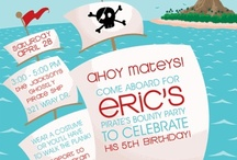Kids Party Invitations / by InvitationBox