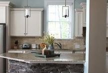 Home - Colors and styles / by Aimee Wiec