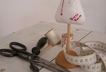 ✄Crafts Sewing✄ / by ღ Angelica Diaz-Alcala ღ