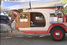 Teardrop Trailers & small spaces / Fascinated with small design for living and traveling!!!!! Are you????