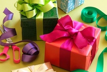 Gift wrapping / by Teri Gasser