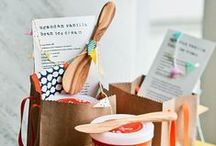 Party Favors / Cute ideas for gifts, party favors, and fun packaging