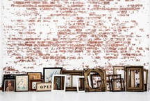 FRAMES FRANKLY / Collection // Art // Walls // Scene