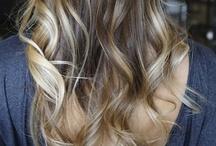mulher  - cabelo