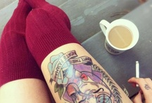 The tattoo obsession. / by Katie O'Rourke
