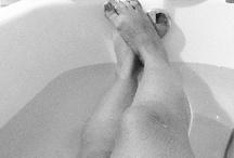 Amo la vasca / In the bath tub