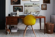 OFFICE OF COURSE / Work // Office // Spaces // Modern // Decor // Desks