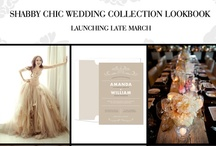 Wedding Collection Lookbook / We know just how important it is to find the perfect wedding invitation to reflect your style! Get a sneak peek at our new wedding collection launching later this month and enter to win in our exclusive giveaway! / by InvitationBox