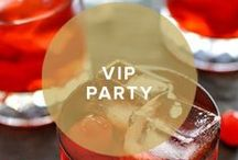 Holiday VIP Party / #office #business #holiday #party #vip #invitation / by InvitationBox