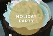 Holiday Party / 30 Days Of Holiday Party Ideas #holiday #party #invitation / by InvitationBox