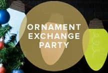 Ornament Exchange Party / by InvitationBox