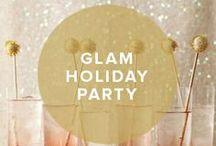 Glam Holiday Party / by InvitationBox
