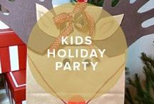 Kids Holiday Party / by InvitationBox