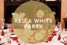 Red & White Holiday Party / by InvitationBox