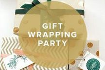 Gift Wrapping Party / by InvitationBox