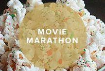 Movie Night Holiday Party / by InvitationBox