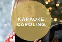 Karaoke Caroling Party / by InvitationBox