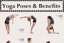 Yoga & Fitness / by Christina Scott