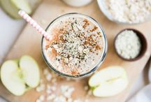 Smoothies / smoothies, breakfasts, green smoothies, and more