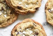 Cookies, Brownies, and Bars / Cookies, brownies, bars, sweet treats, and desserts