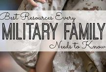 Resources for Military Life / Everyone needs a little help living the military life. This board has resources for military spouses, significant others, veterans and service members that you don't want to miss! #Milso #milfamily #milspouse