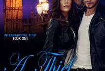 NOVEL: A THIEF REVEALED / This is the first novel in a brand new romantic suspense / romantic thriller series coming in 2018. Sign up to hear about all book releases at http://heathersunseri.com.