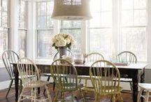 Dining Room / by Lillian Ranauro