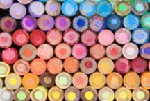 Colorful / None / by Lillian Ranauro