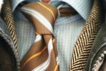 Men's Fashion / by Ben O'Neal