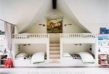 Bunk Beds / by Lillian Ranauro
