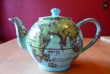 Tea Time / by Sandra Cox