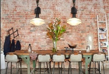 Restaurants/ cafés / by Manon Michelle Monhemius