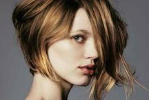 Best Tressed / Pretty hair colors and styles. / by Sarah Taddei