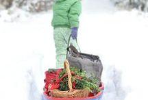 Christmas + Advent / by Lillian Ranauro