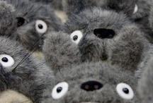 My Neighbor Totoro - となりのトトロ / by Maryke VanBeuzekom