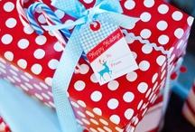 Gift ideas / by Sandy Oskam