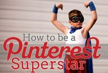 Pin-tastic Pinterest / Tips and resources to help you learn more about using Pinterest for your business