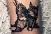 Ink / by Josephine Kamp