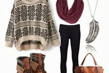 Fall & Winter Fashion / Chic Fashion for the Fall & Winter months / by Misty Green