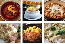 Cockpot / Slow Cooker / Crock Pot and Slow Cooker Meals and Ideas / by Lillian Ranauro