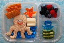 Weekday Lunch and Dinner Ideas / Ideas to make those school lunches fun and interesting, and dinners that are quick and easy for busy evenings. :)