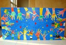 Art Ideas - Primary Grades / Art projects and activities for the Primary Grades 1-3
