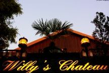 OUR business- Willy's Chateau / For leisure and traveler alike Nothing like Willy's Chateau